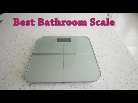 best-bathroom-scale---balancefrom-high-accuracy-premium-digital---review