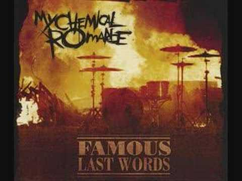 My Way Home Is Through You - My Chemical Romance