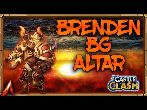 Castle Clash BrendenBG Account Review!