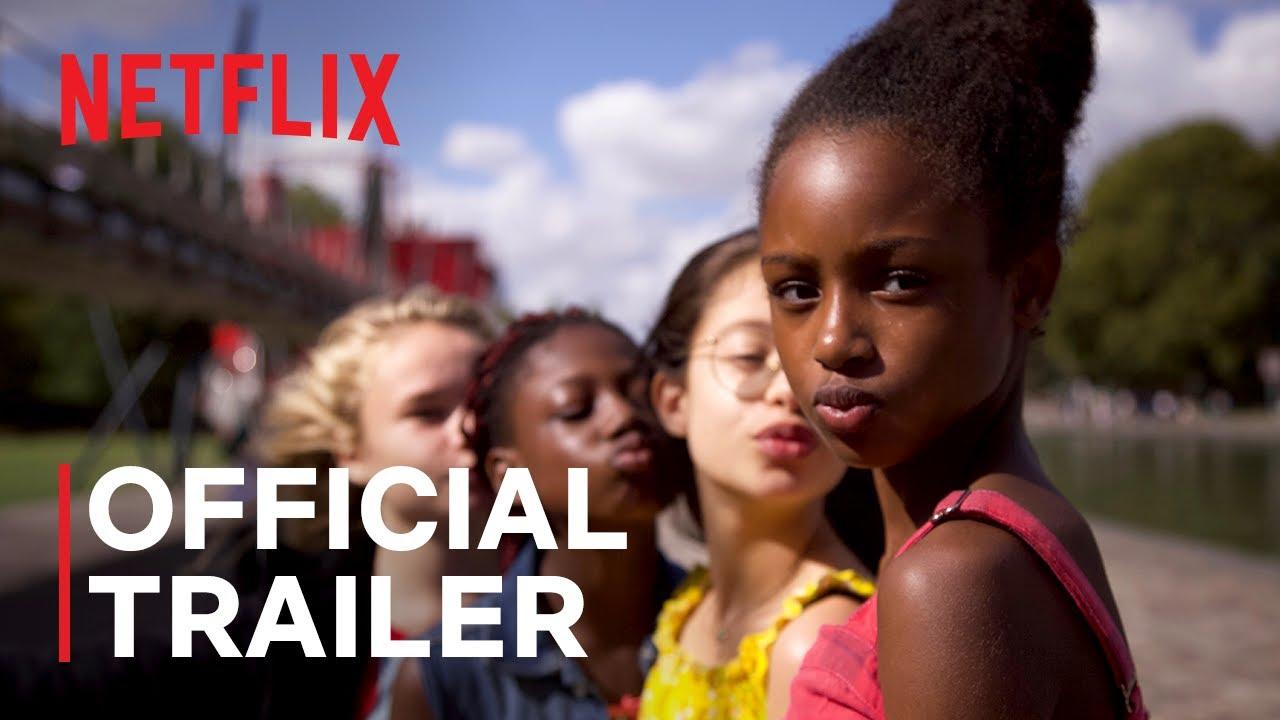 Cuties | | Милашки| 2020 | Official Trailer | Netflix
