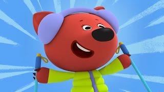Ми-ми-мишки - Сюрприз - Новая серия 2016! Мультики про зиму для детей