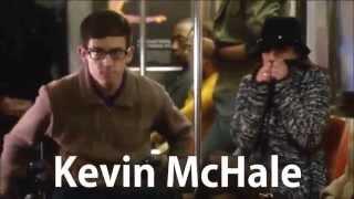 Gambar cover Glee: NY opening credits