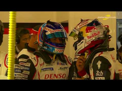 Le Mans 2018 Qualifying 1 highlights