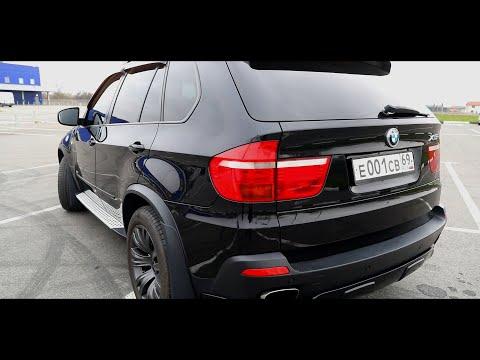 Это САМЫЙ надежный BMW X5 E70. Максимум ПОНТОВ и НАДЕЖНОСТЬ ПАРОВОЗА.