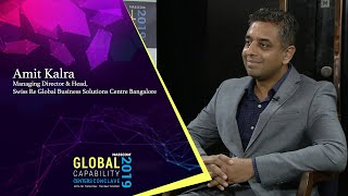 Amit Kalra Talks About Capabilities, Innovation & Transformation || GCC Conclave 2019