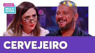 Cervejeiro 🍺 | Entrevista com Especialista | Lady Night | Humor Multishow