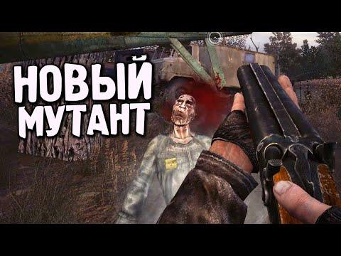 НОВЫЙ МУТАНТ В S.T.A.L.K.E.R. Тень Чернобыля. STALKER Lost Alpha DC #3