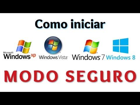 Tutorial Como Arrancar Windows en Modo Seguro sin Ser Experto | Modo a Prueba de Fallos | F8