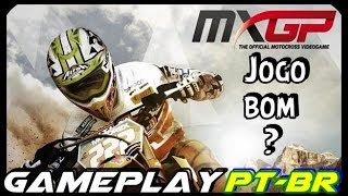 MXGP-Gameplay PT-BR (The Official Motocross Videogame)
