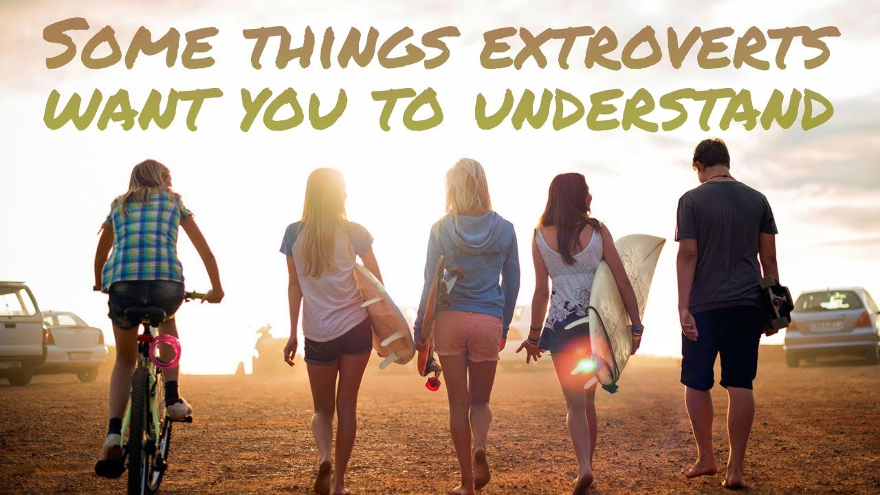 10 things that only extrovert introverts will understand