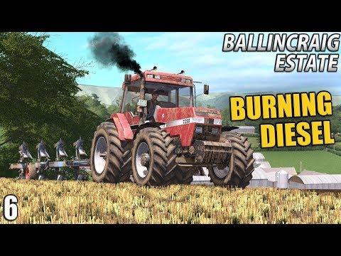 BURNING DIESEL | Ballincraig Estate - Episode 6