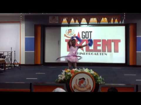 Hula Hoop By Jaisai KG.3B 🍛In Pan Asia International School