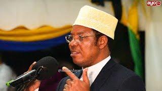 Alichozungumza Waziri Mkuu baada ya kufuturisha Mwanza.