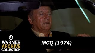 McQ (1974) – Car Chase Through Seattle