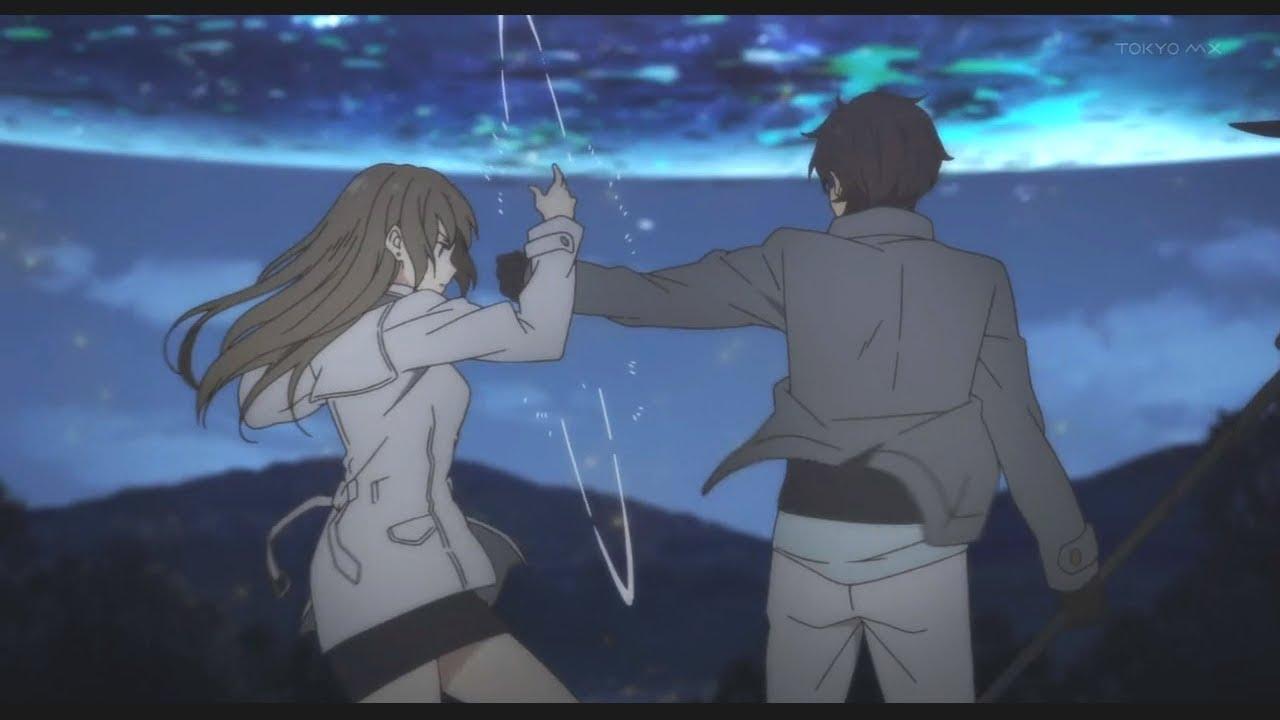 best action romance anime