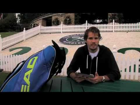 HEAD Tour TV Facebook Interview featuring Tommy Haas