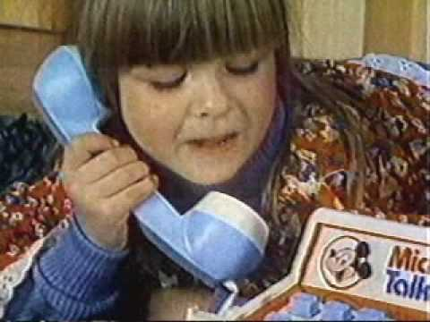 1c587aaecd807e Mickey Mouse Talking Phone - YouTube