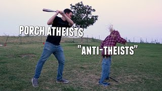 5 More Awful Objections to Anti-Theism