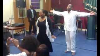 Mercy Said No Praise Dance.
