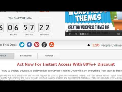 EasyDealBuilder.com - Video #6 : Step 4 : Deal Details