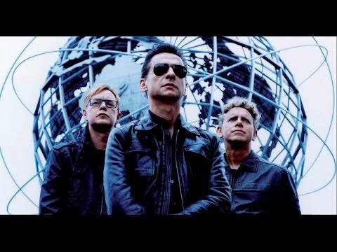 Группа Depeche Mode. Милан. 11 октября 2016 года.