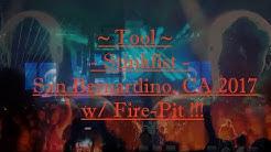 "Tool Live San Bernardino, CA ""Stinkfist"" w/ Fire Mosh-Pit!- multi-cam [HD] !!!"