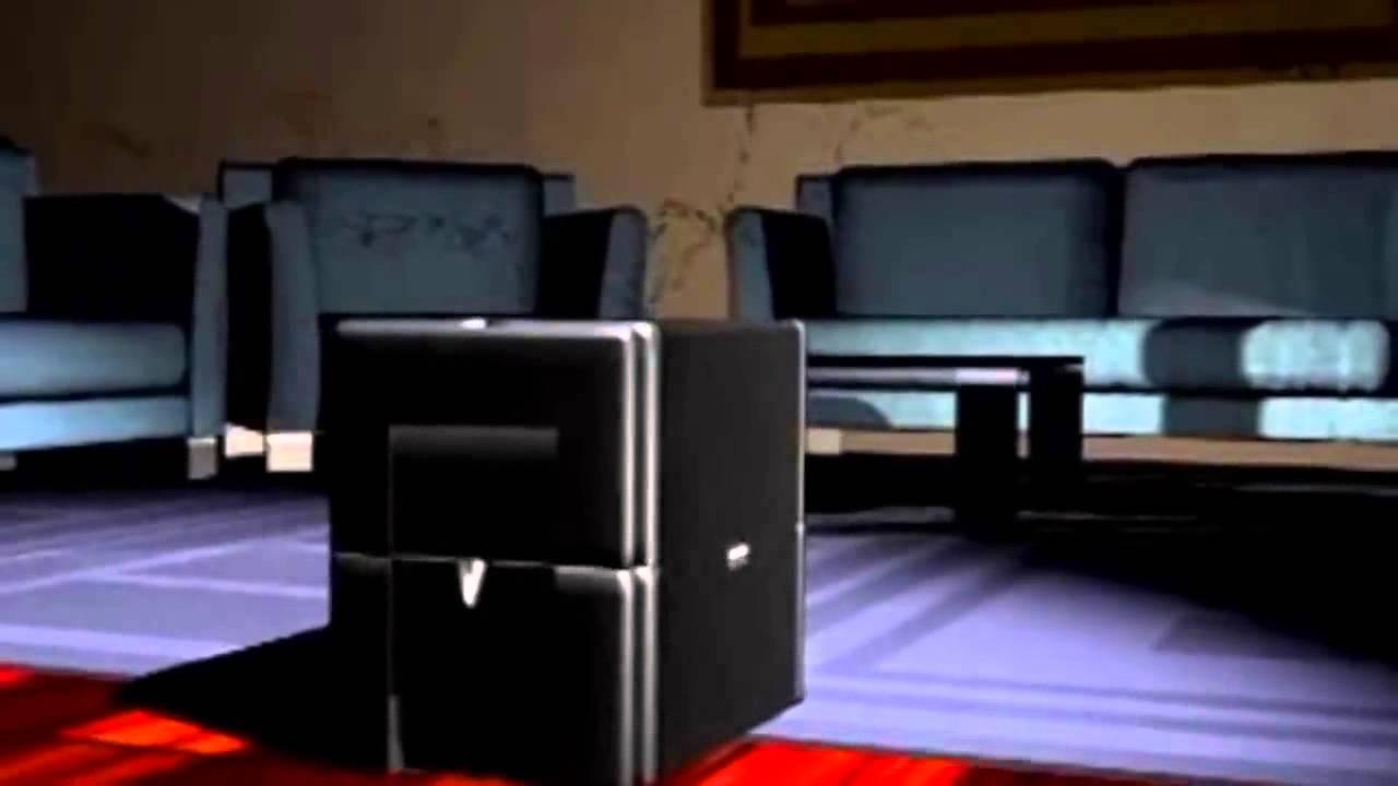 Увлажнитель-очиститель воздуха Venta - YouTube