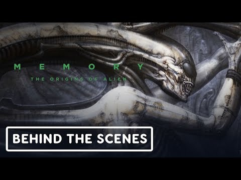 """Memory: The Origins Of Alien - """"Ridley Scott On Seeing A Xenomorph For The First Time"""" Official Clip"""
