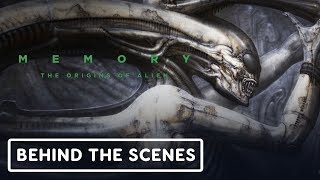 "Memory: The Origins Of Alien - ""Ridley Scott On Seeing A Xenomorph For The First Time"" Official Clip"