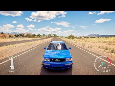 Forza Horizon 3 Audi RS2 Avant
