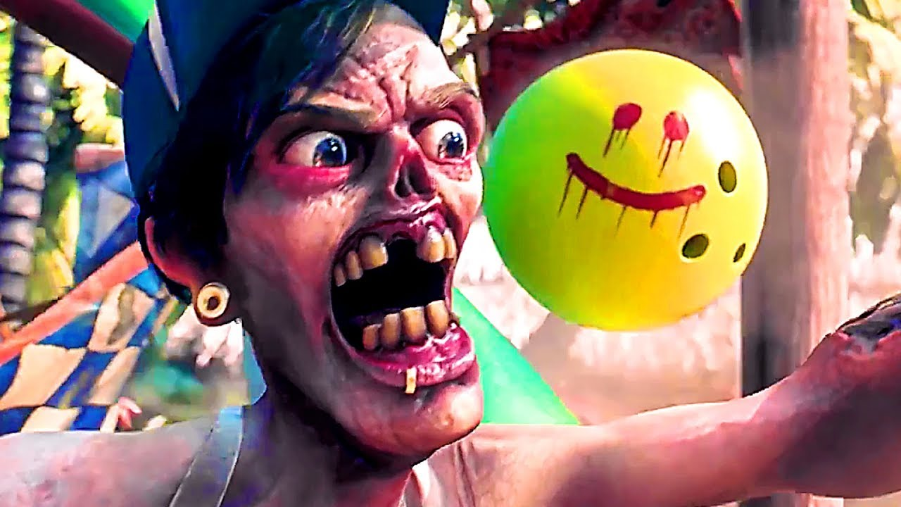 DEAD ISLAND SURVIVORS Trailer (2018)