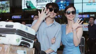 ĐÔNG NHI, ÔNG CAO THẮNG khoe nhẫn kim cương tiền tỉ, trở về Sài Gòn sau đám cưới | BÍ MẬT VBIZ