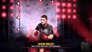 Jason Mayhem Miller