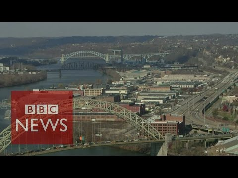 Pittsburgh says it has more bridges (446) than anywhere else