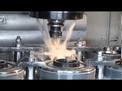 bmw m47 crankshaft pulley removal