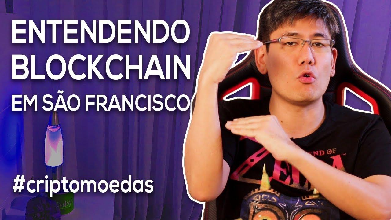 Entendendo Blockchain em São Francisco