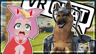 BUTTER DOG - Vrchat Funny Moments