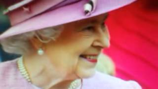 Queen Elizabeth II grants Camilla new honor