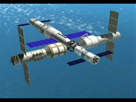 China's First Space Station To Be Built Around 2020: Chief Designer
