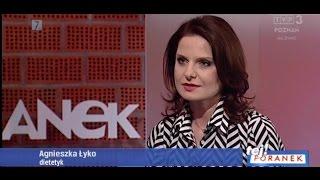 Jak schudnąć do wakacji? Agnieszka Łyko-dietetyk