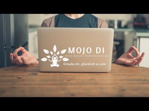 YouTube Live-Meditation + Raum für deine Fragen im Anschluss