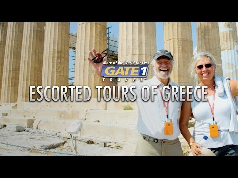 Gate 1 Travel - Classic Greece with Greek Islands