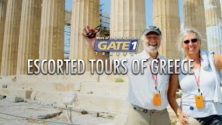 Gate 1 Travel – Classic Greece with Greek Islands