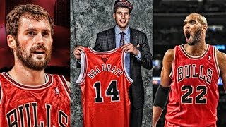 NBA - Chicago Bulls Offer Trade For Kevin Love! Is It Too Much!?