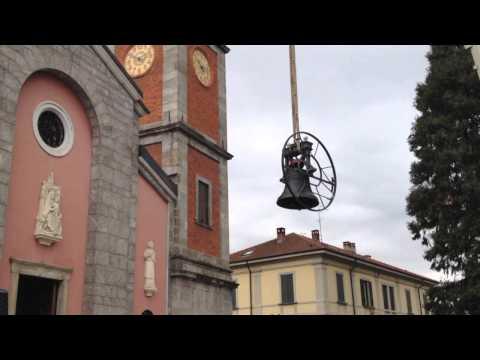 Le campane tornano sul campanile di Cazzago