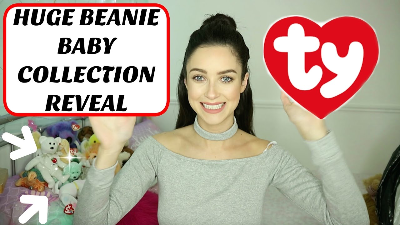 7cb9ae94e6d HUGE BEANIE BABY COLLECTION