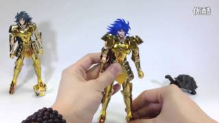 [Review] S-Temple SAGA Gemini Saint Seiya Myth Cloth EX (METAL CLUB)