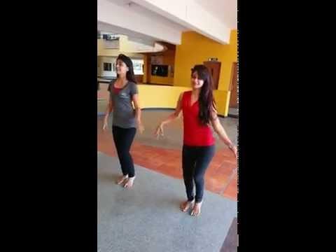 cute dance with kali jeans laal baniyan uttrakhandi garhwali song