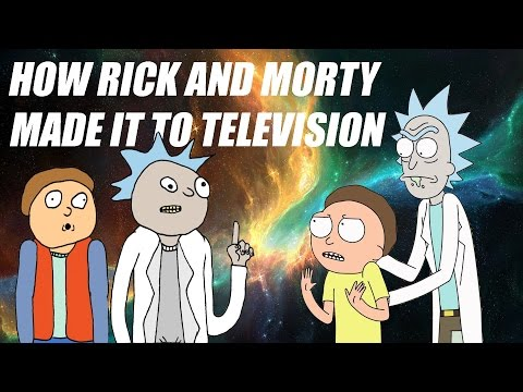 How Rick and Morty Made it to Television - Casual Court
