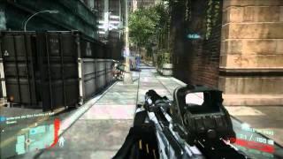 Crysis 2 -- Охрана объекта(Посмотрите видеоролик игрового процесса одиночной кампании Crysis 2., 2011-03-18T11:18:07.000Z)